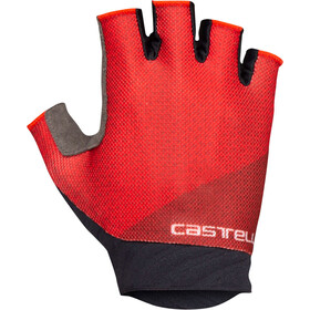 Castelli Roubaix Gel 2 Gloves Women, red